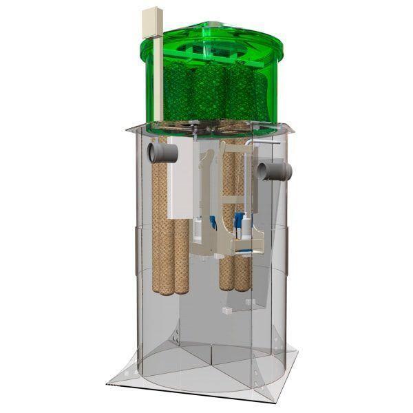 Септик KoloVesi - устройство септика